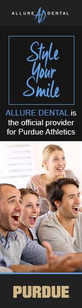 Allure Dental Purdue banner